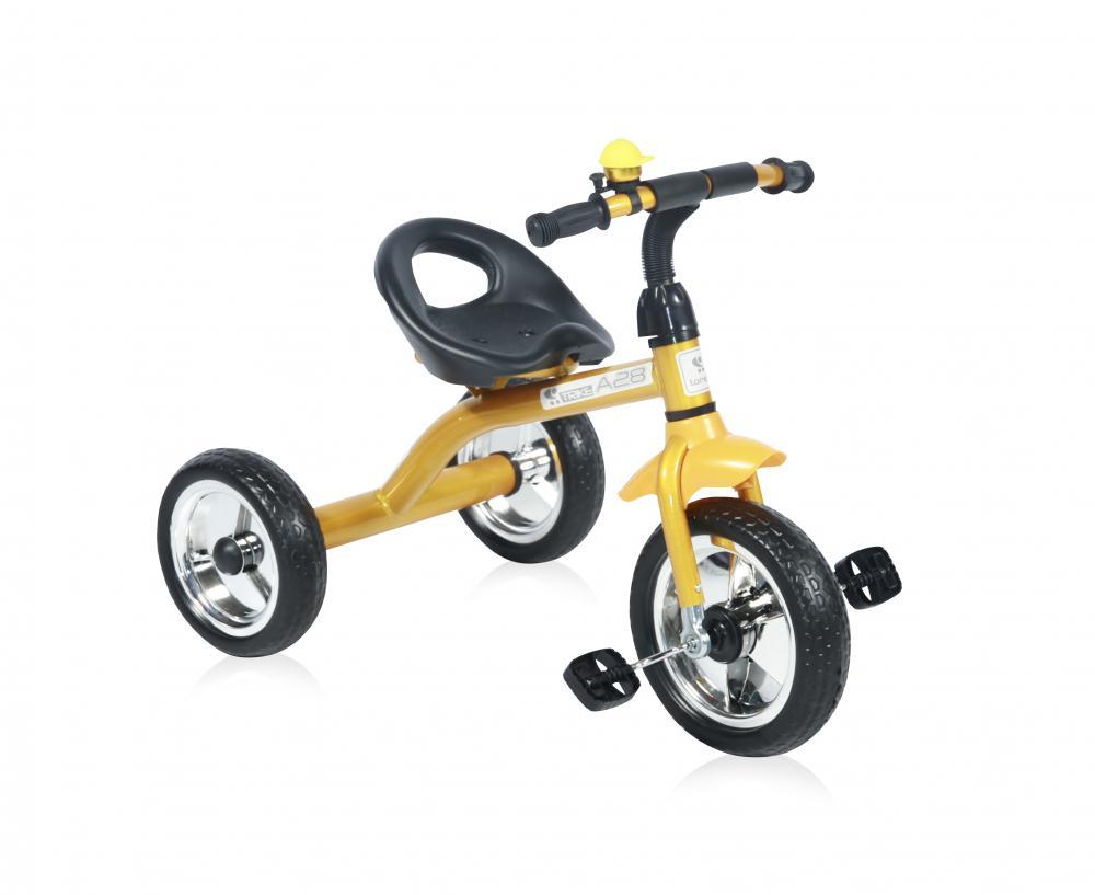 Tricicleta pentru copii A28 Golden