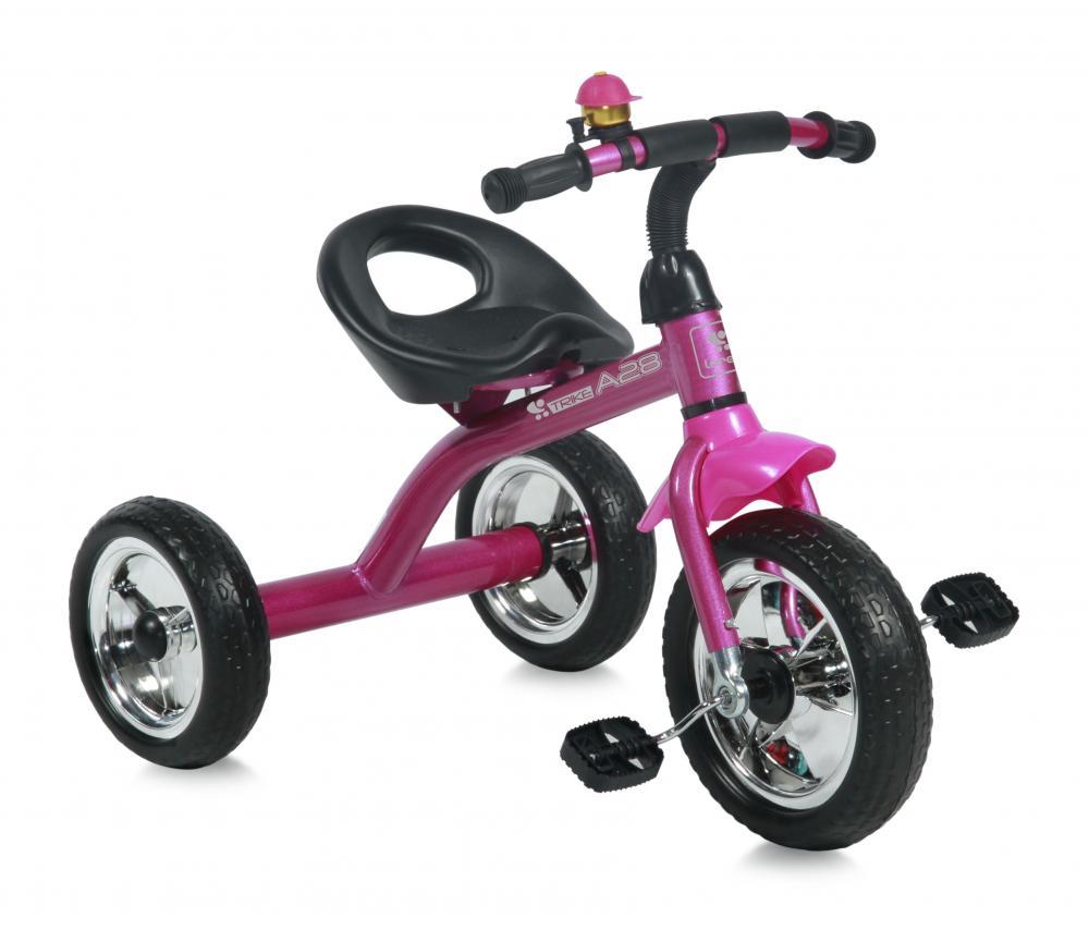 Tricicleta pentru copii A28 Pink
