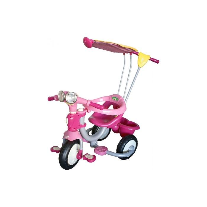 Tricicleta Arti Duo 33-3 Roz