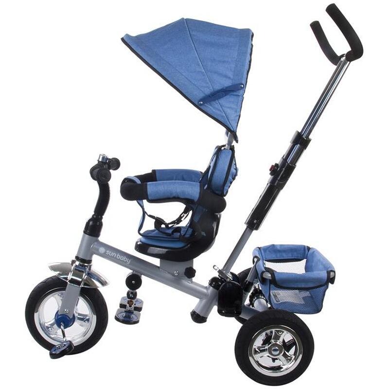 Tricicleta Confort Plus Sun Baby Melange Albastru