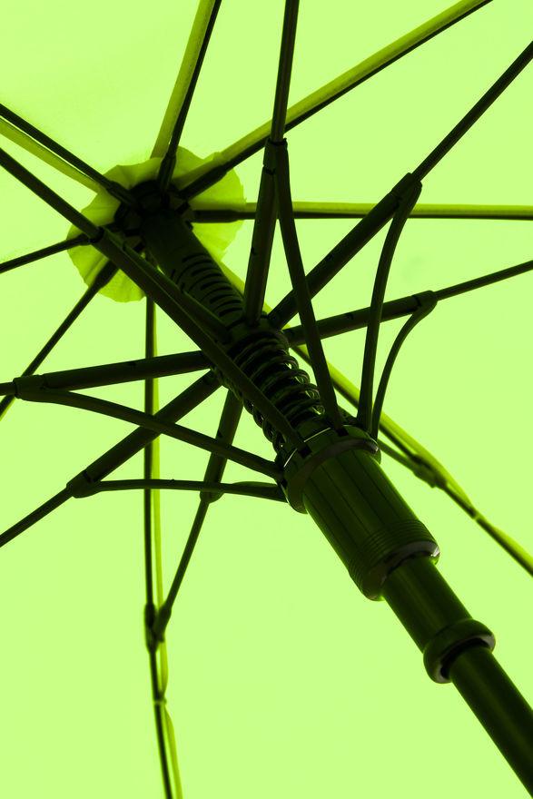 Umbrela pentru ploaie cu led 80 cm verde Fillikid