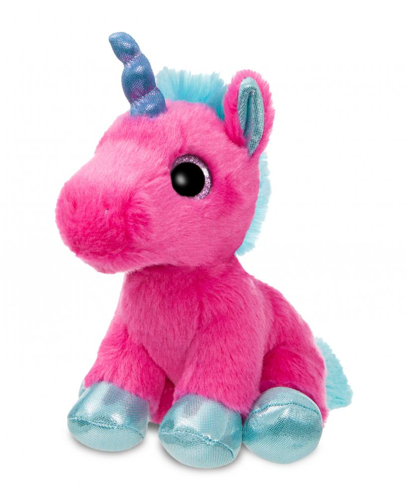 Unicorn de plus Starlight 18 cm