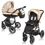 Carucior Crooner 2 in 1 Vessanti Cream