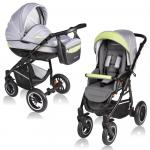 Carucior Crooner 2 in 1 Vessanti Green/Gray