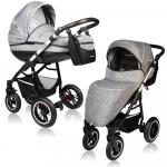 Carucior Crooner Prestige 2 in 1 Vessanti Gray