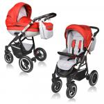 Carucior Crooner Prestige 2 in 1 Vessanti Red