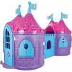 Casuta dubla pentru copii Castelul Printesei