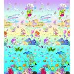Covoras minunata lume subacvatica/Abecedar 180x200x1cm