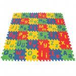 Covoras puzzle din spuma Alfabet