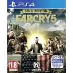 Joc Far Cry 5 Gold Edition Ps4