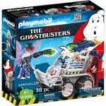 Ghostbuster Spengler si masinuta