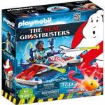 Ghostbuster Zeddemore si jetski