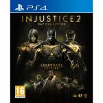 Joc Injustice 2 Legendary Steelbook Edition PS4
