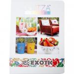 Joc pentru decorare cu sclipici Glitza Home Exotic