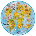 Puzzle XXL lumea