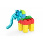 Qboidz 2 in 1 Multimodele Elefant