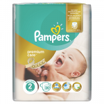 Scutece Pampers Premium Care 2 3-6Kg 20buc