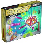 Set constructie magnetic Glitter 44