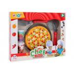 Set pizza pentru copii cu accesorii Globo