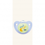 Suzeta din latex mar.3 NUK (+18 luni)