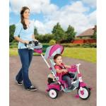 Tricicleta Perfect Fit 4 in 1 roz Little Tikes
