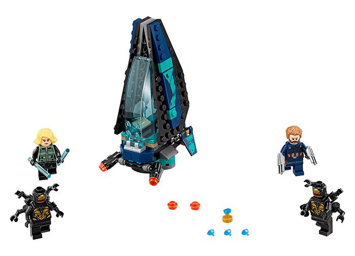 Atacul transportorului de trupe Outrider (76101)