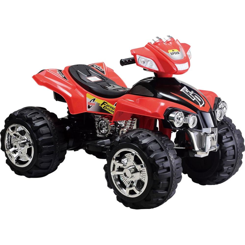 ATV electric cu doua motoare Buggy Speed Red - 1