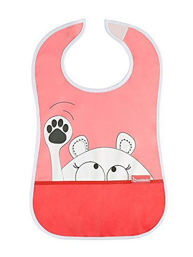 Bavetica moale Pink Bear