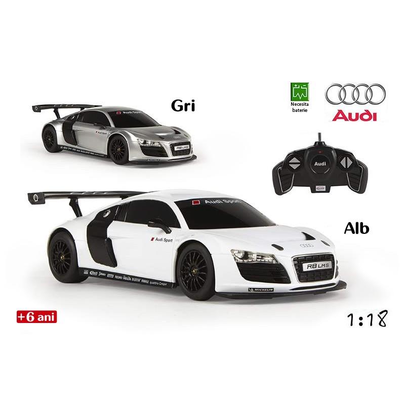 CB Jucarie masina Audi R8 cu radiocomanda