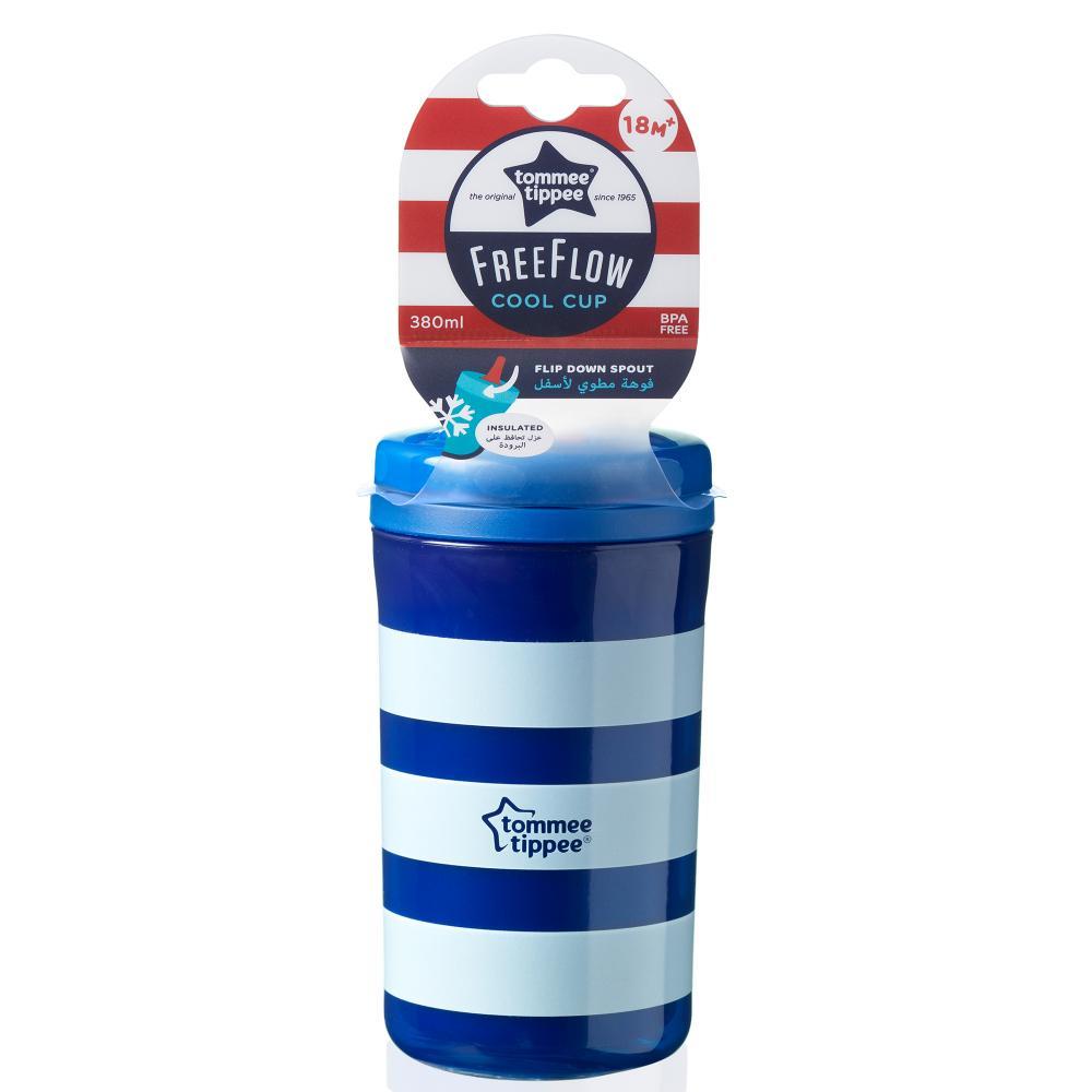 Cana Cool Cup Tommee Tippee 18luni+ 300ml Albastru imagine