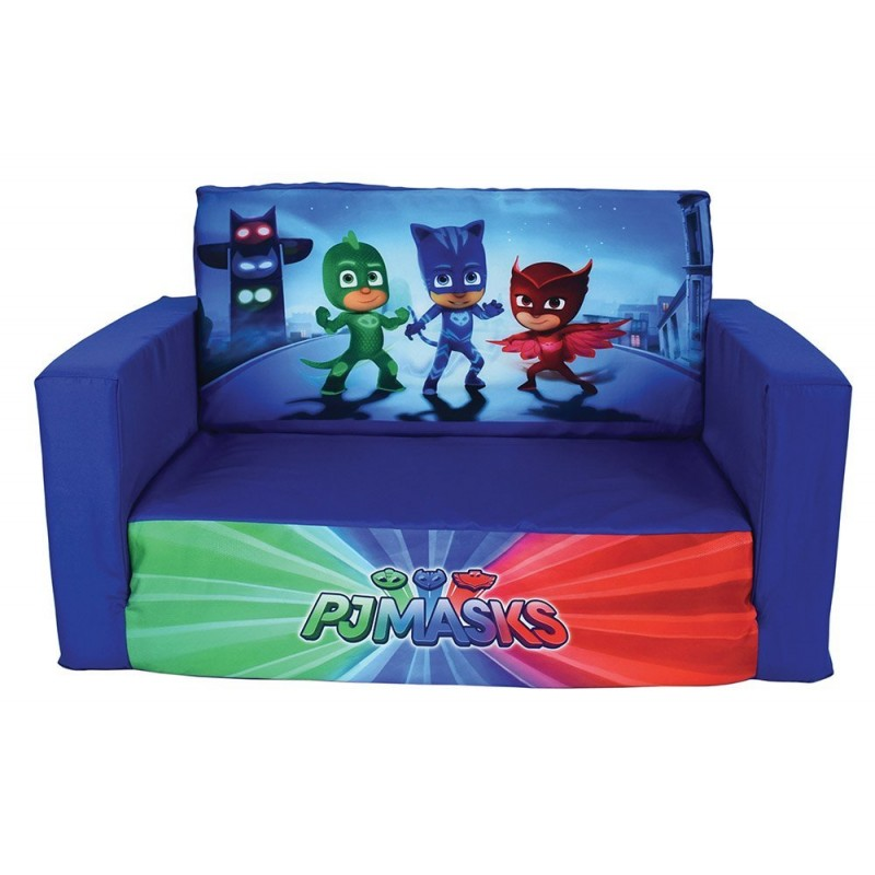 Canapea extensibila din burete Eroii in Pijama