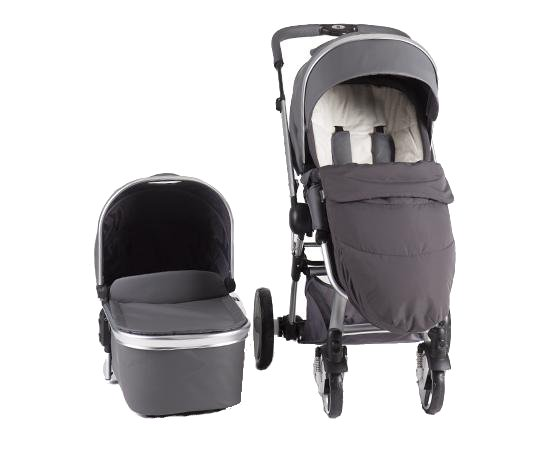 Carucior 2 in 1 Tender Grey