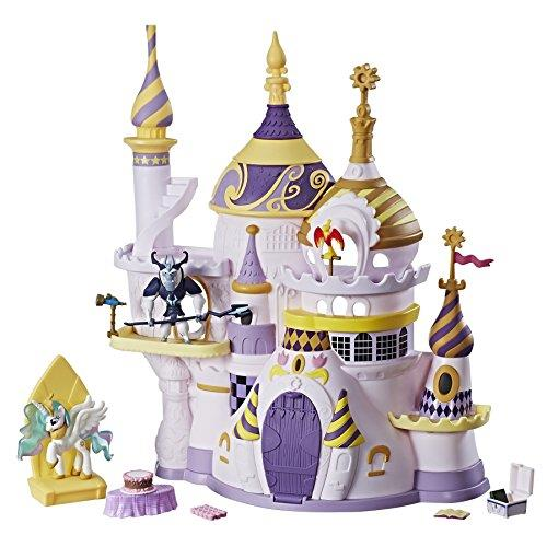 Castelul din Canterlot My Little Pony