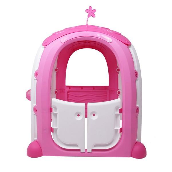Casuta Pentru Copii Cocoon Playhouse Pink