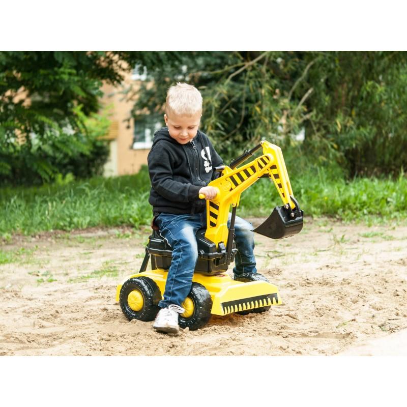 Excavator rotativ Heavy Duty