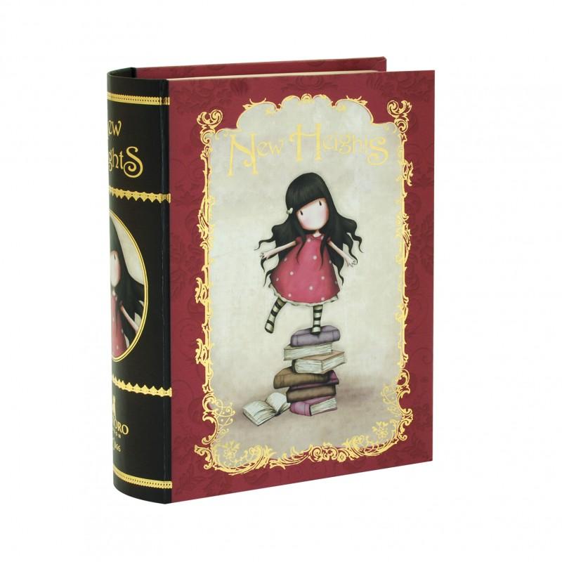 Set 2 cutii carte Gorjuss Chronicles New Heights/Rapunzel