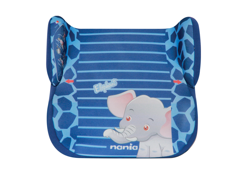 Inaltator auto 15-36 Kg Topo Comfort Blue Elephant thumbnail