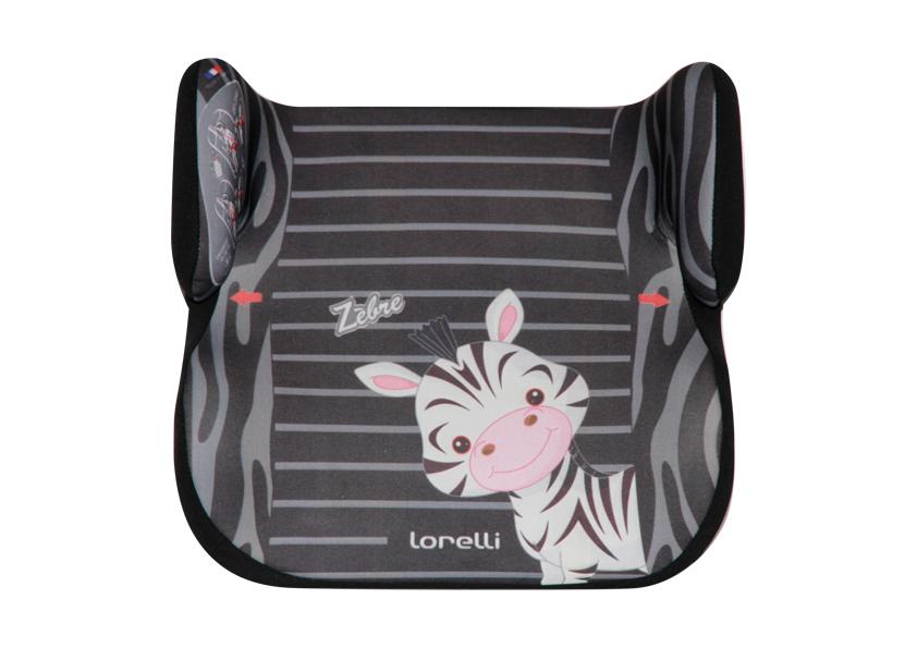 Inaltator auto 15-36 Kg Topo Comfort Black White Zebra thumbnail