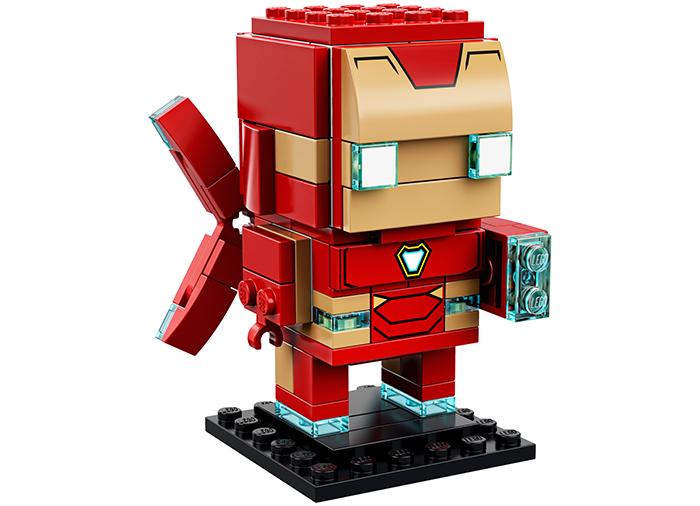 Iron Man MK50 (41604)
