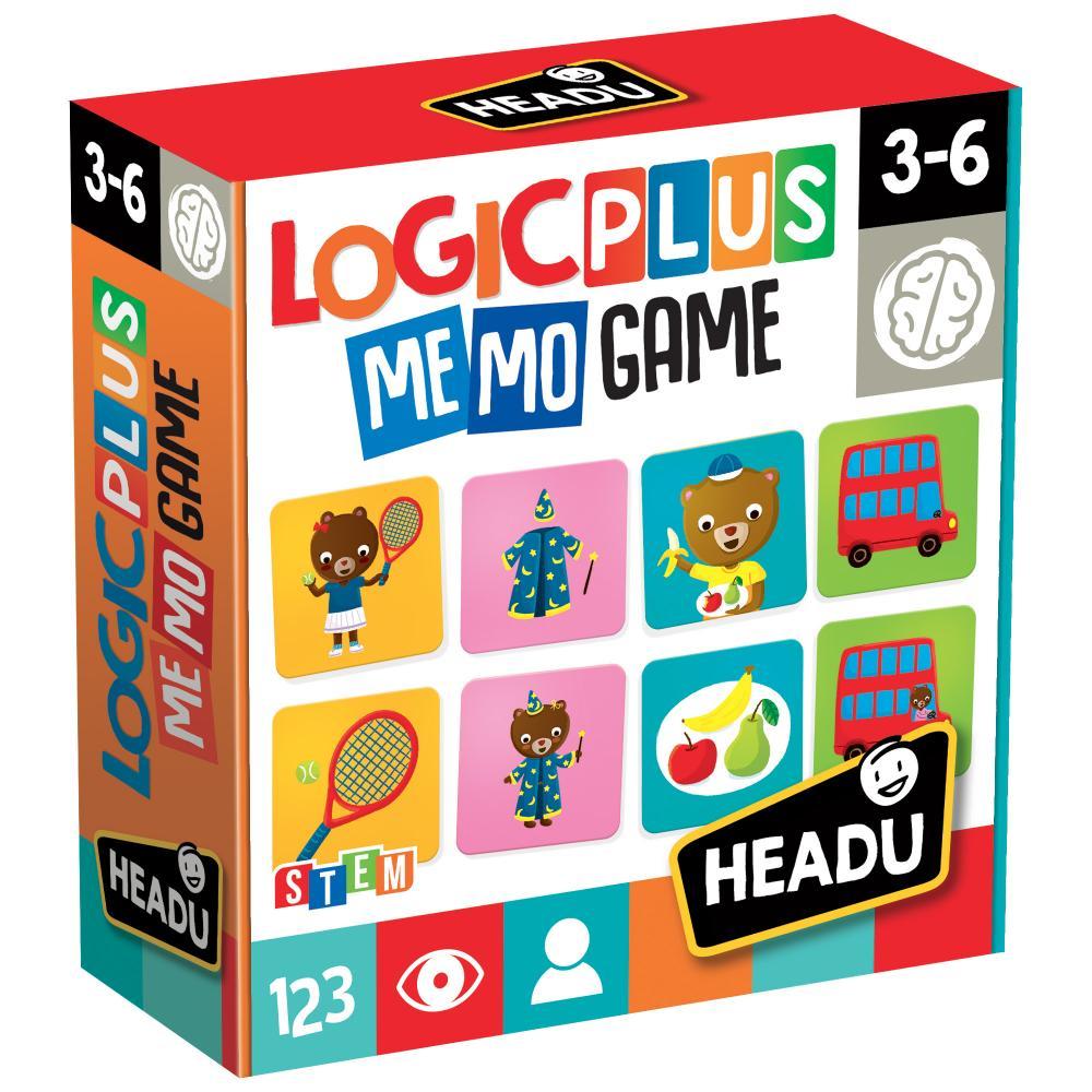 Joc de memorie Logic Plus Stem