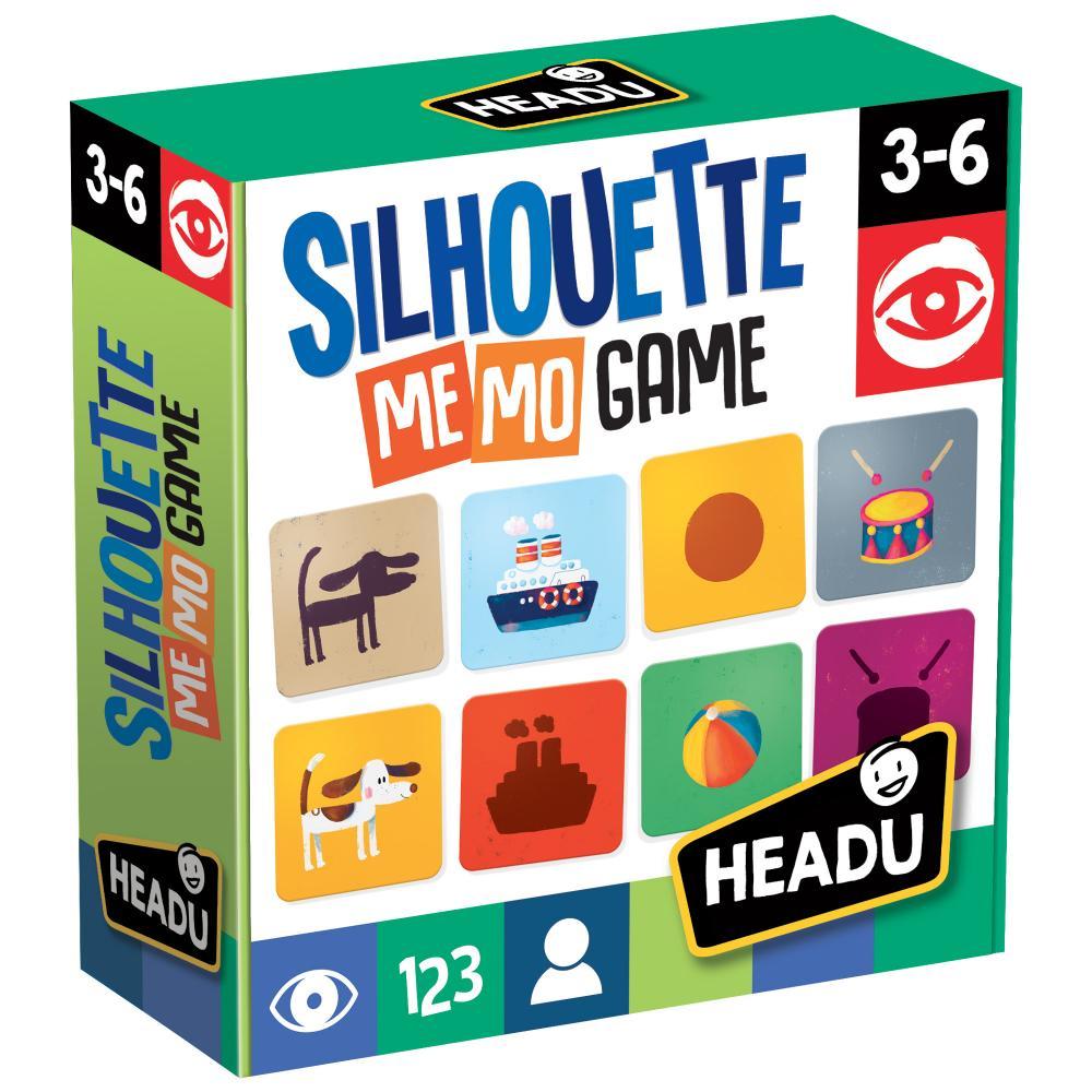 Joc de memorie Siluete