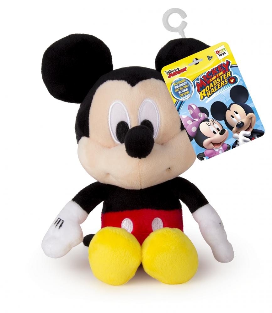 Mickey plus cu sunete 17cm