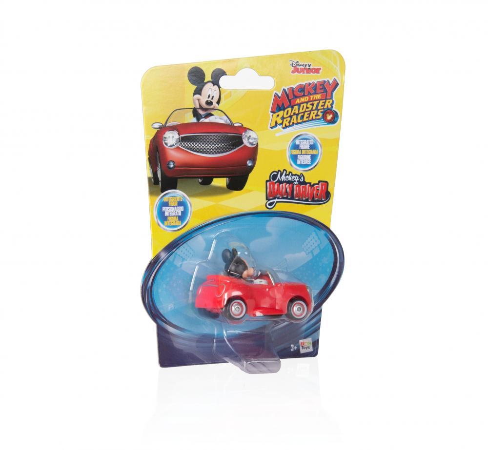 Mini masinute asortate Roadster Racers W2 Mickey Daily Driver