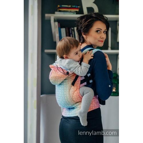 Marsupiu Lenny Lamb SSC Baby Second Generation Big Love Rainbow