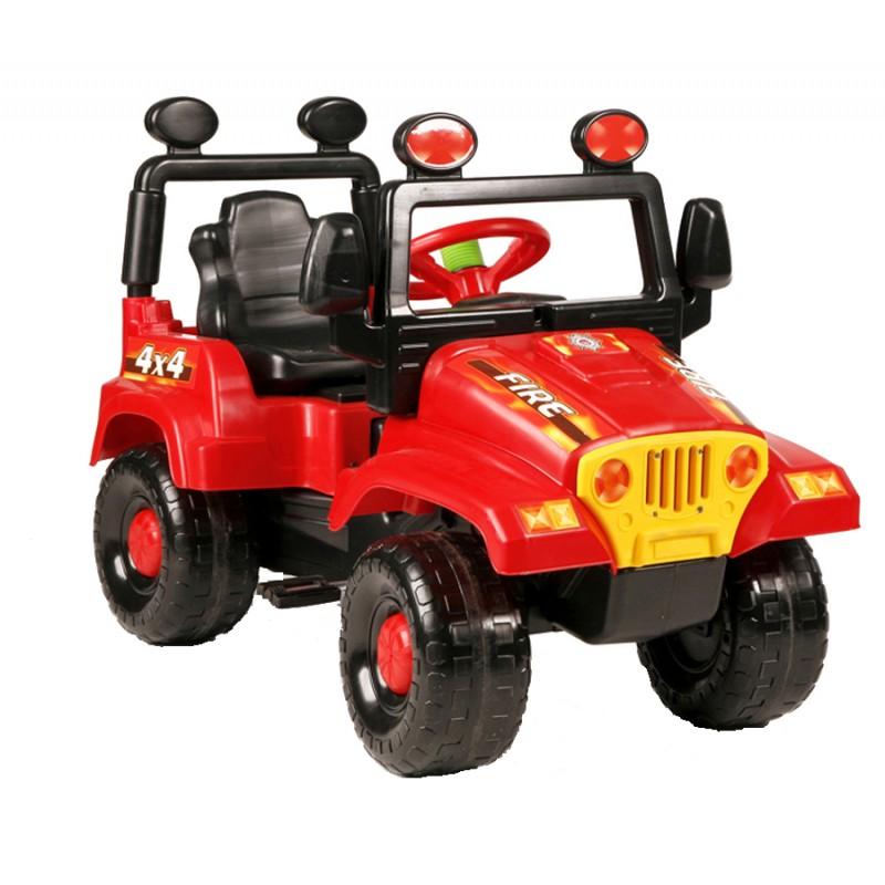 Jeep cu pedale
