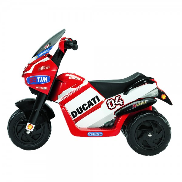 Motocicleta electrica Ducati Desmosedici
