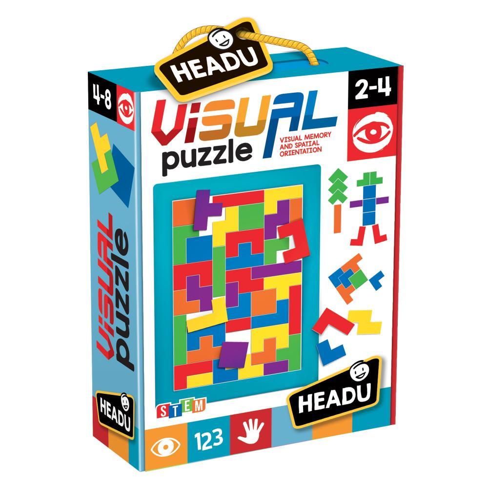 Puzzle vizual