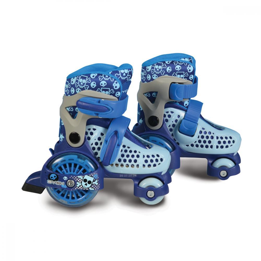 Patine cu rotile Little Beetle Blue Boy XS 26-29 imagine