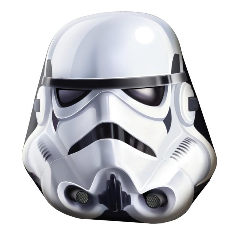Perna Storm Trooper 40×40 cm velur din categoria Camera copilului de la DIVERSE