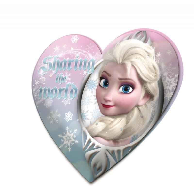 Imagine indisponibila pentru Perna copii Frozen 40 x 40 cm velur